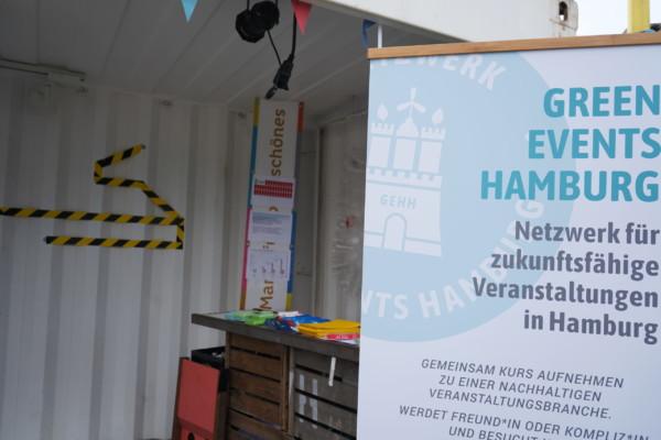 Green Events Hamburg Banner