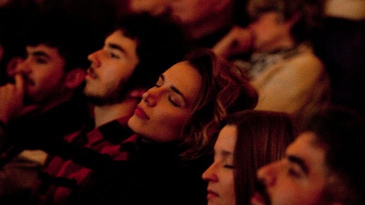 KLAPPE AUF! Kurzfilmfestival - Augen zu