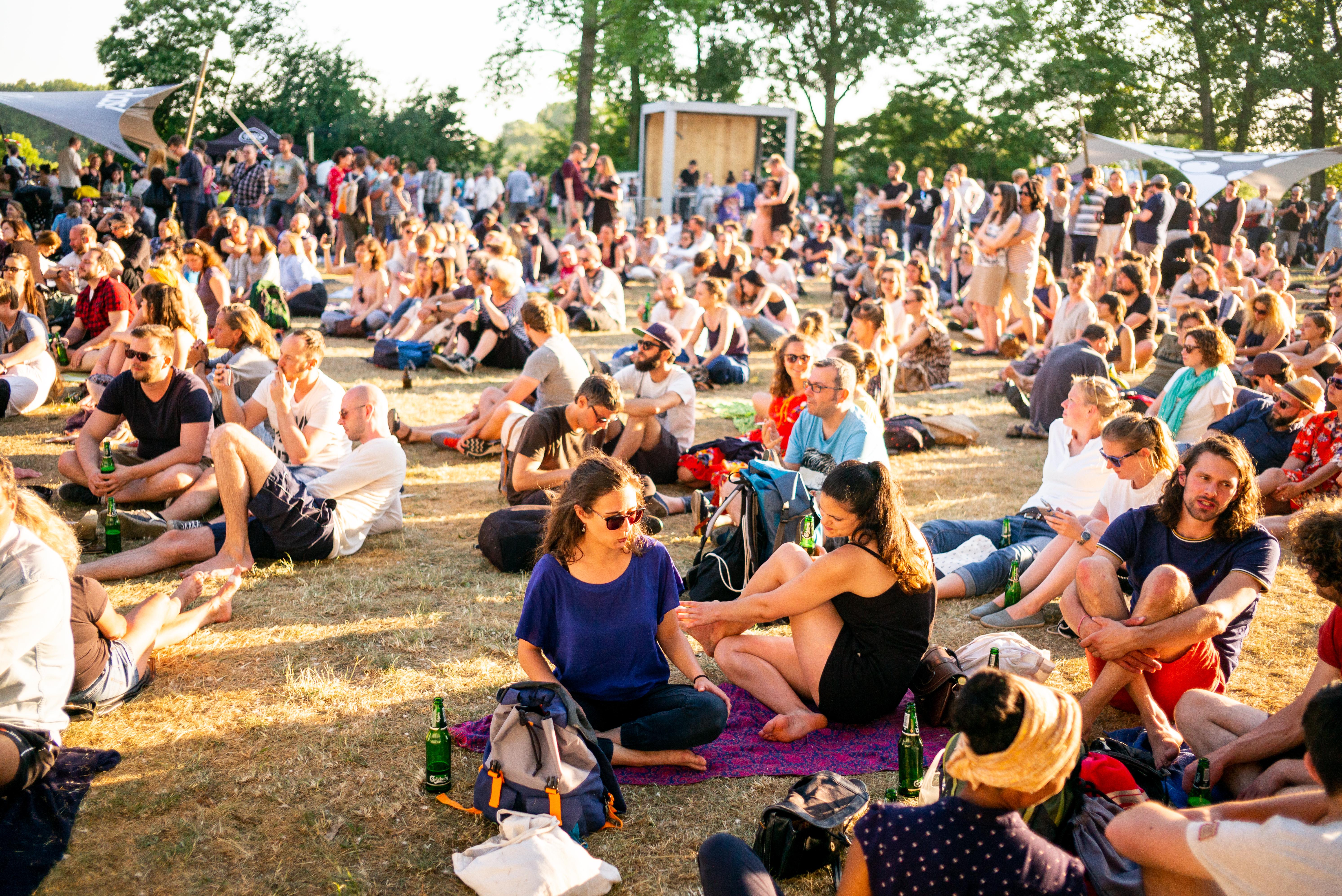 Futur 2 Festival - Festivalgelände