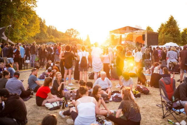 Futur 2 Festival - Besucher*innen