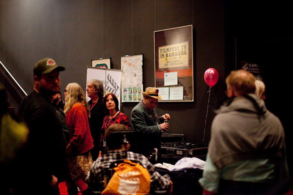 KLAPPE AUF! Kurzfilmfestival - Im Foyer