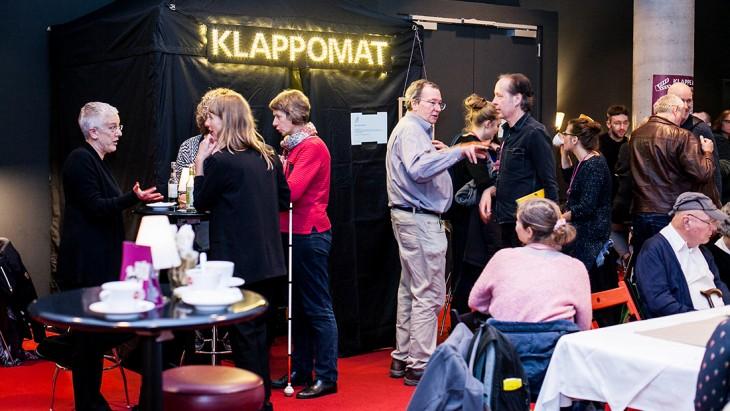 KLAPPE AUF! Kurzfilmfestival - KLAPPOMAT