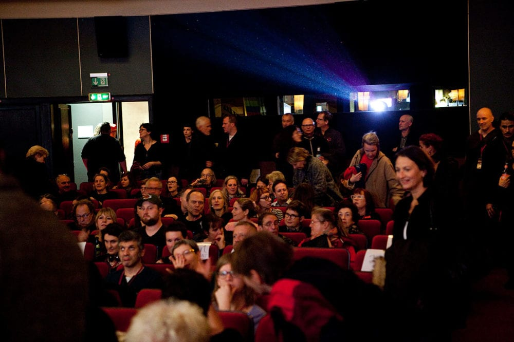 KLAPPE AUF! Kurzfilmfestival - Publikum