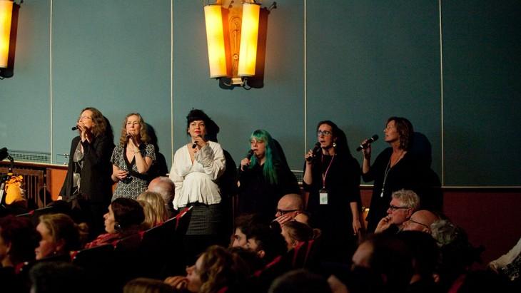 KLAPPE AUF! Kurzfilmfestival - Sounddrops