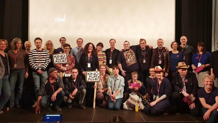 KLAPPE AUF! Kurzfilmfestival - Das Team