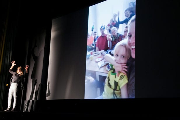 KLAPPE AUF! Kurzfilmfestival - Videobotschaft